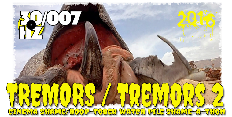 tremors 31 days of horror