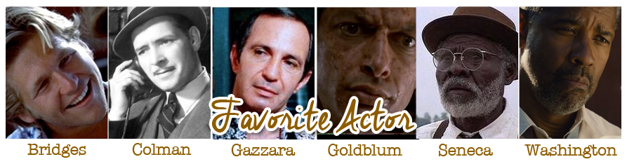 2016 First Watch Hertzie Awards - favorite actor 2016