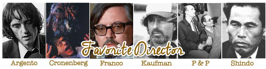 favorite director 2016
