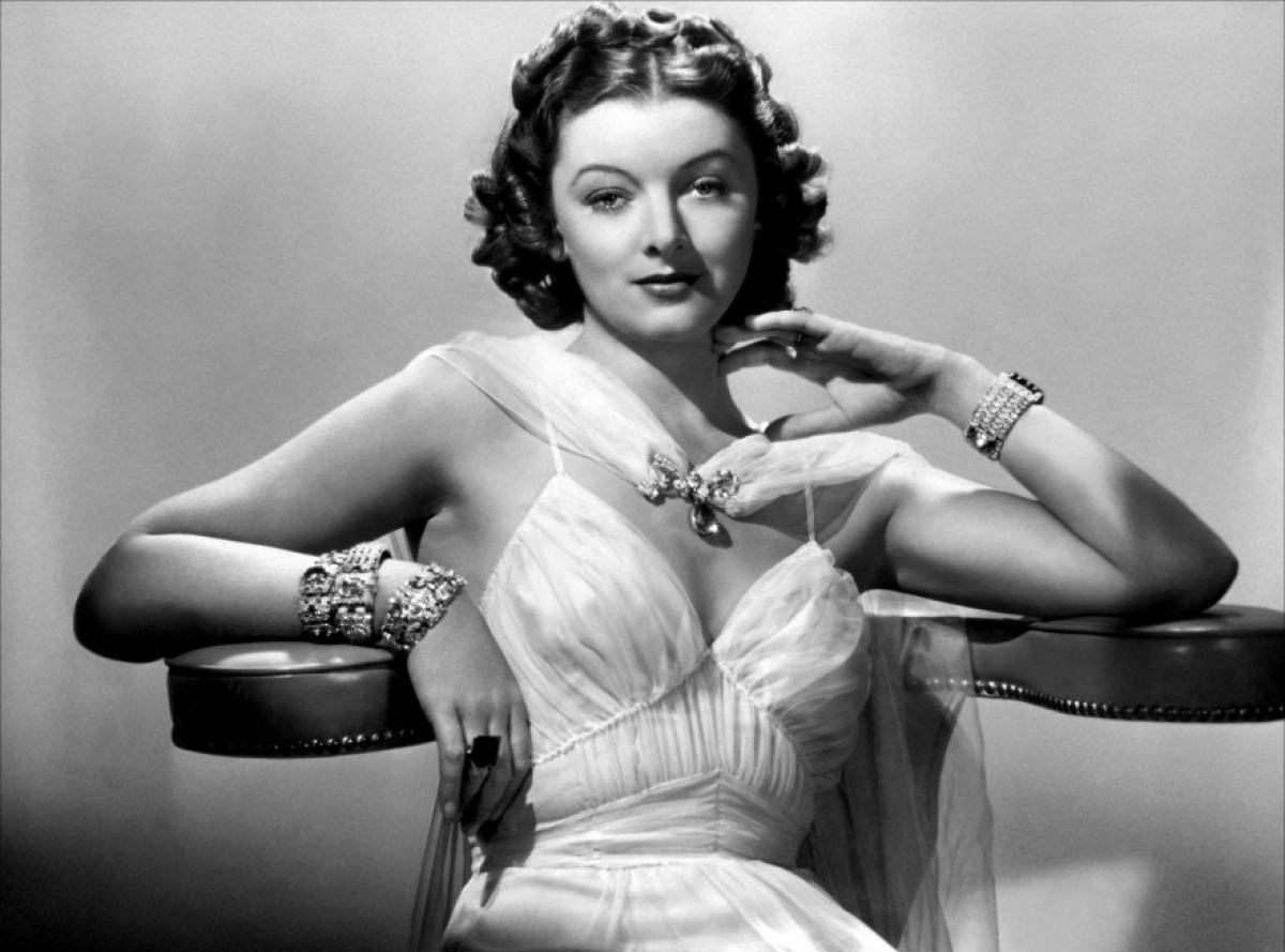 2016 First Watch Hertzie Awards Girl - Myrna Loy