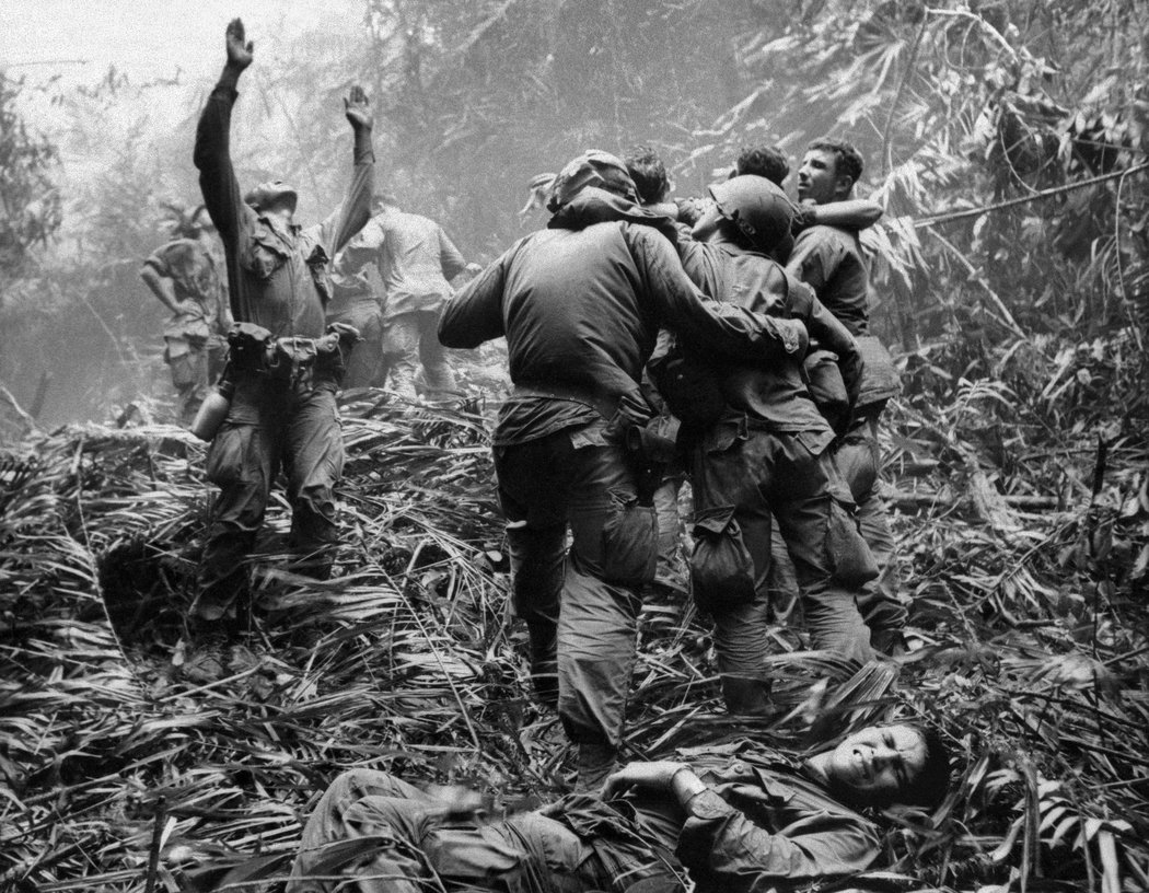 vietnam platoon image
