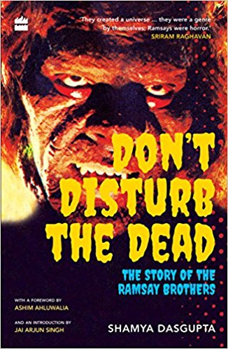 Summer Reading Challenge: Don't Disturb the Dead – The Story of the Ramsay Brothers