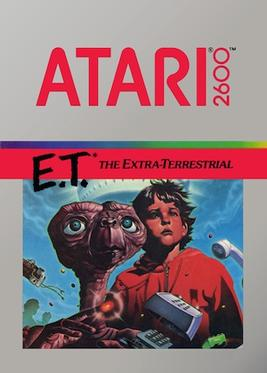et atari video game licensed to kill video game