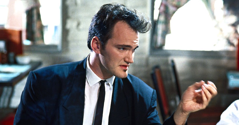days of thunder fan quentin tarantino