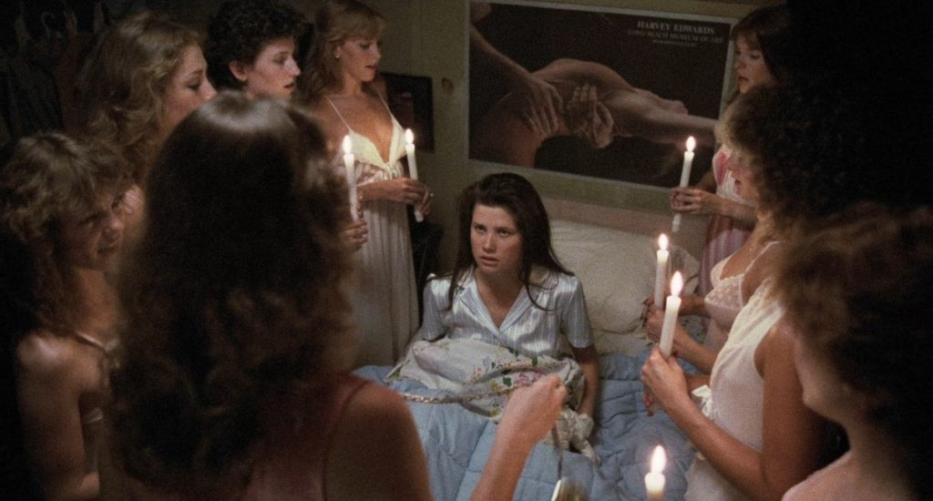 the initiation 1984 31 days of horror