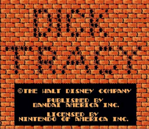 Dick Tracy (NES): Licensed to Kill