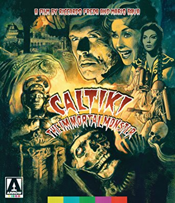 caltiki the immortal monster 31 days of horror
