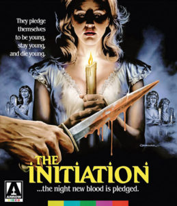 the initiation arrow blu-ray