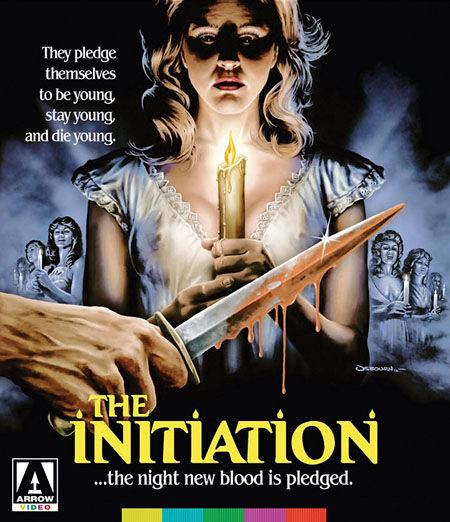 The Initiation: 31 Days of Horror