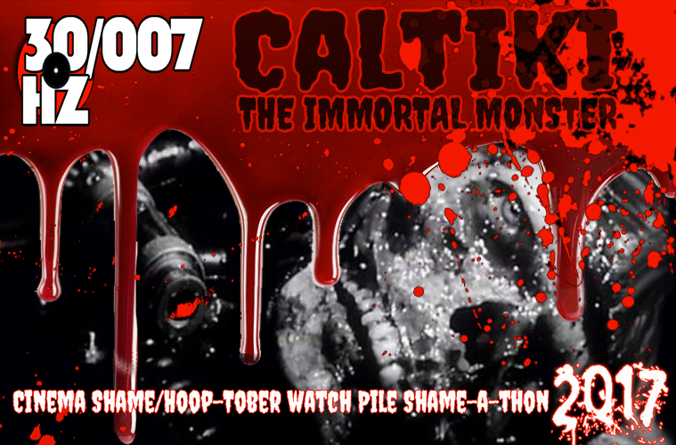 caltiki 31 days of horror