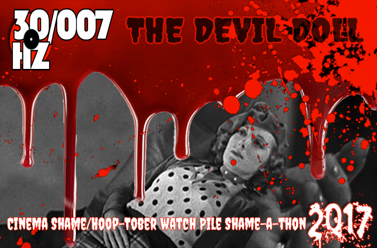 devil doll 31 days of horror