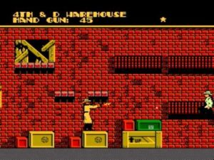 dick tracy nes