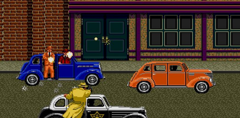 dick tracy sega genesis