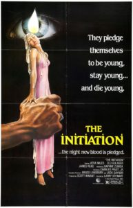 the initiation 31 days of horror