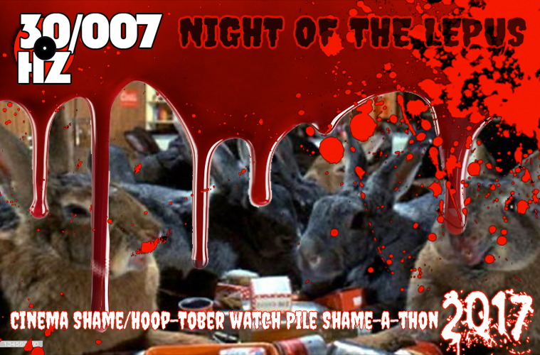 night of the lepus 31 days of horror
