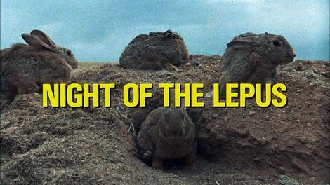 night of the lepus title