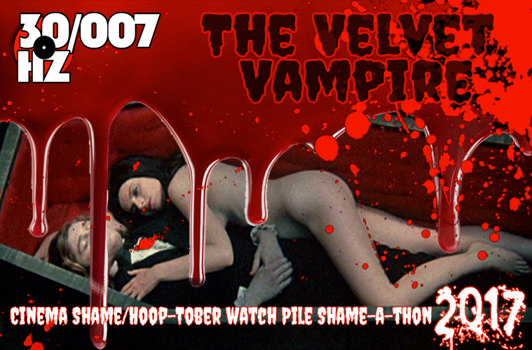velvet vampire 31 days of horror