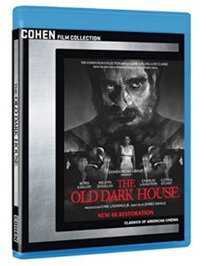 old dark house blu-ray