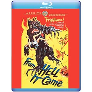 from hell it came warner archive