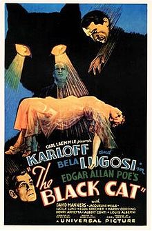 the black cat 31 days of horror