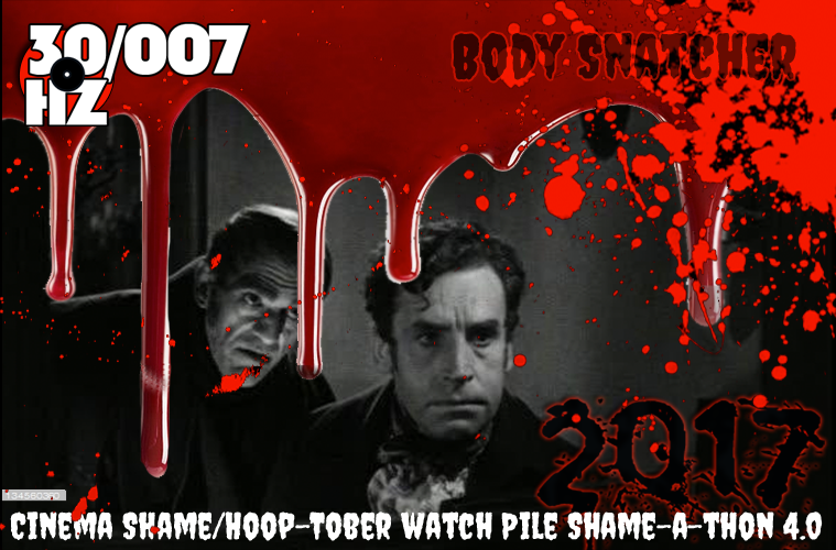body snatcher 1945 31 days of horror