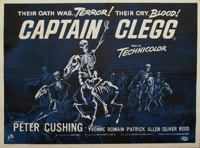 night creatures aka captain clegg