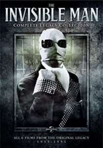 the invisible man dvd set