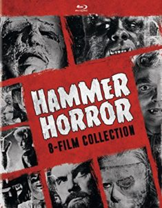 hammer horror blu-ray