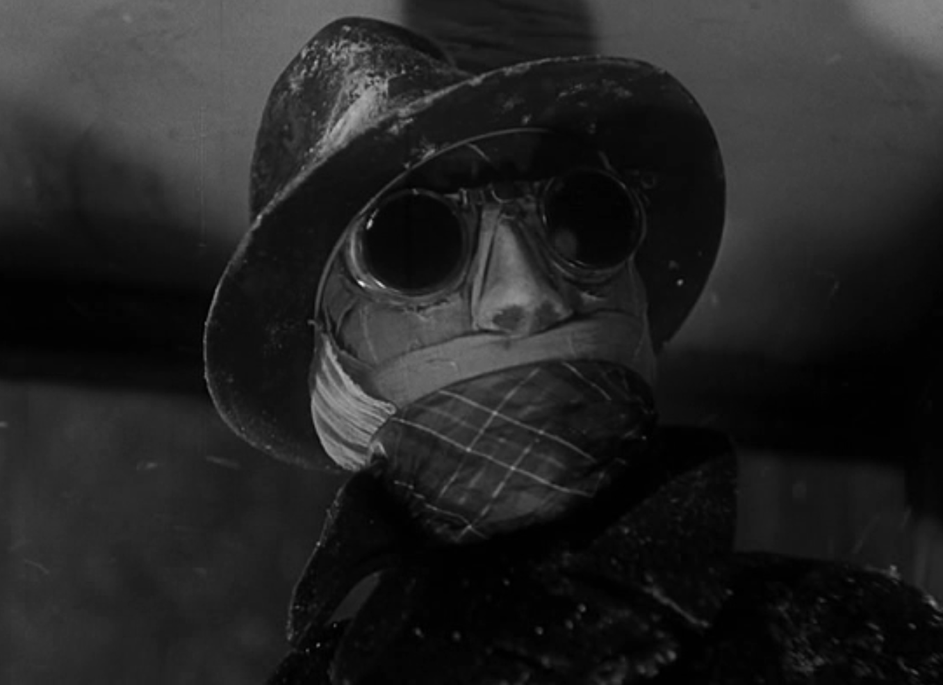 The Invisible Man: 31 Days of Horror