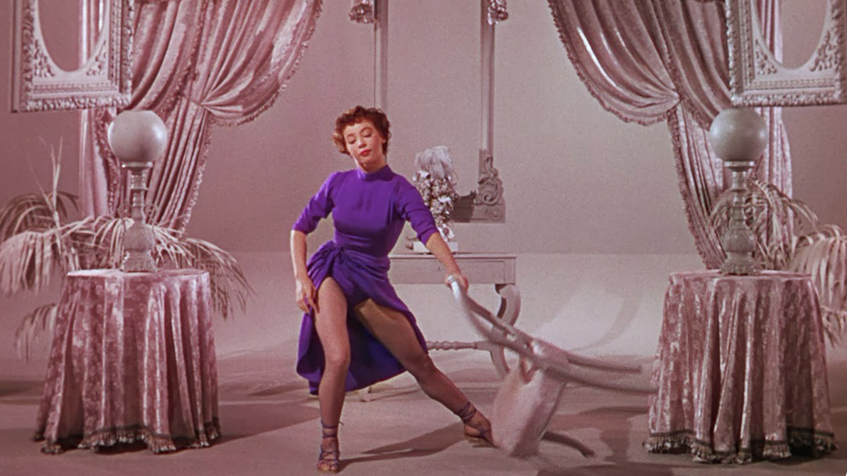 leslie caron an american in paris