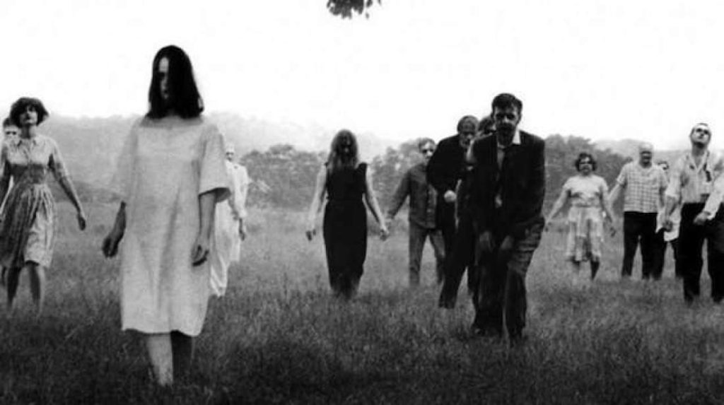 2018 TCM Film Festival night of the living dead