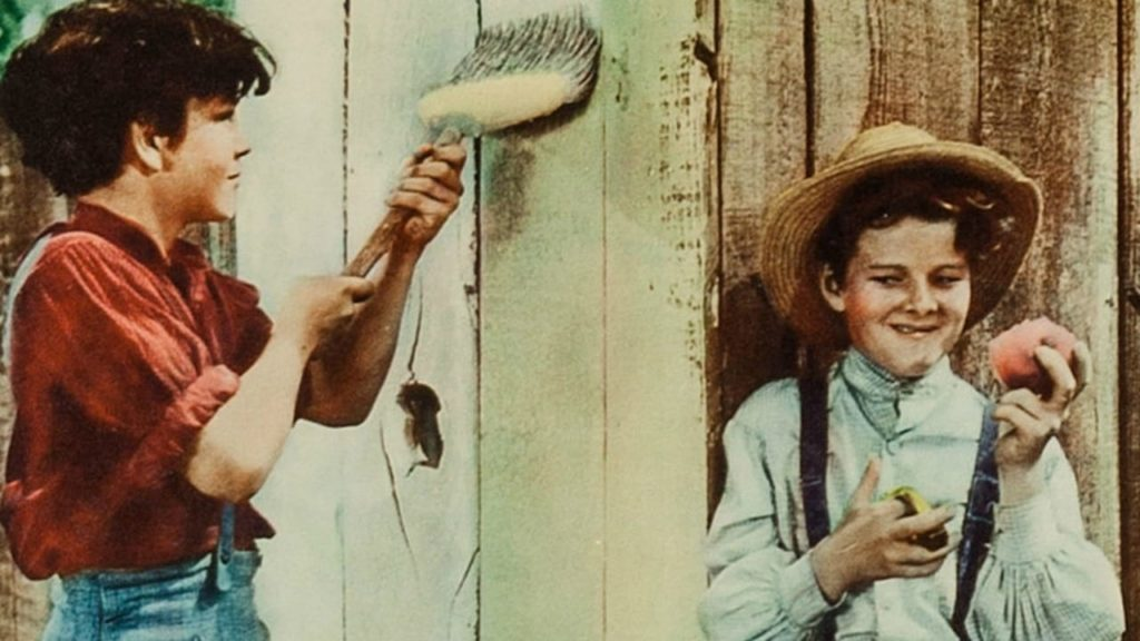 2018 TCM Film Festival tom sawyer