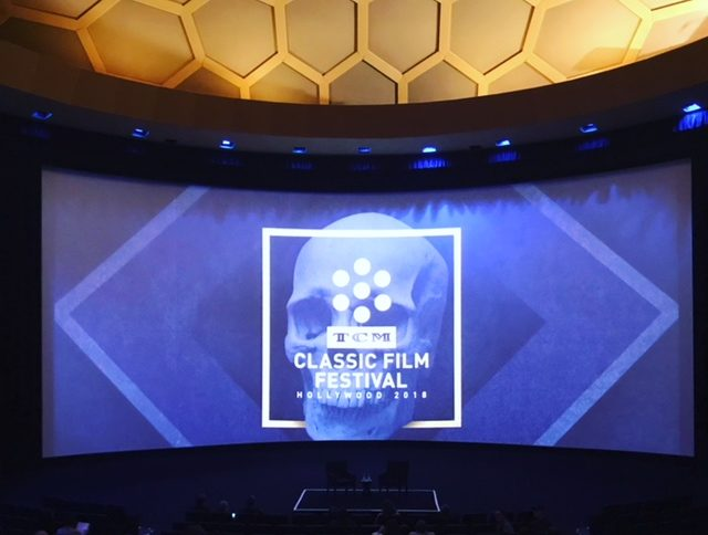 Cinerama Dome 2018 TCM Film Festival
