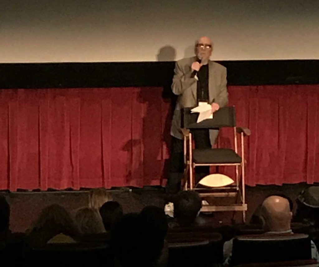 John Carpenter 2018 TCM Film Festival