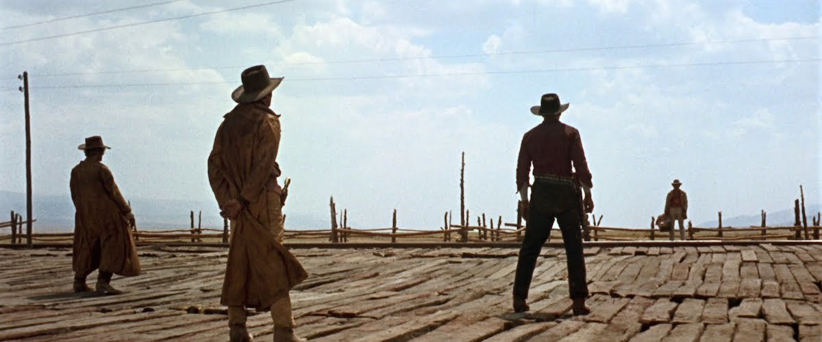 Once Upon a Time in the West: Cinema Shame