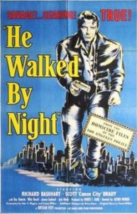 he walked by night 1948