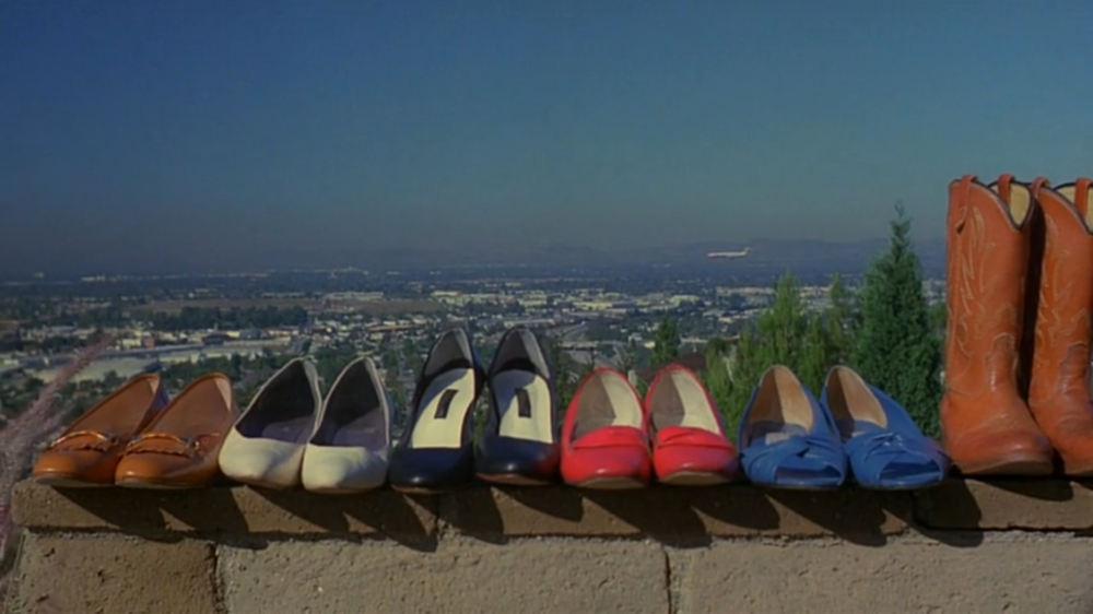 paris, texas shoes
