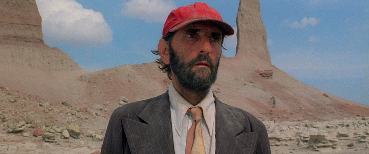 harry dean stanton paris, texas