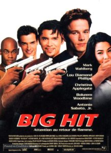 the big hit 1998 poster