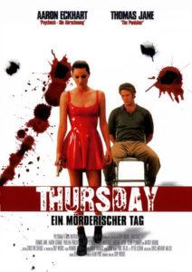 thursday 1998 poster