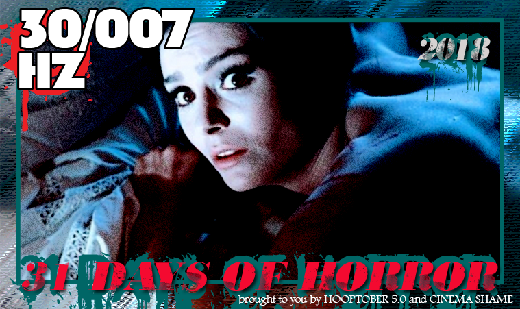 31 days of horror 2018