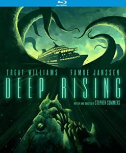 deep rising kino blu-ray
