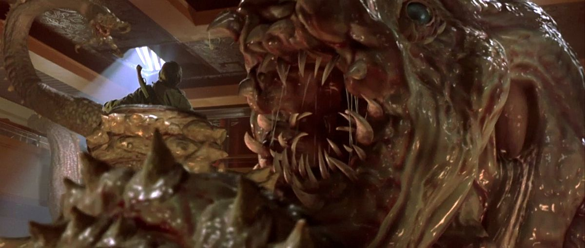 Deep Rising: 31 Days of Horror