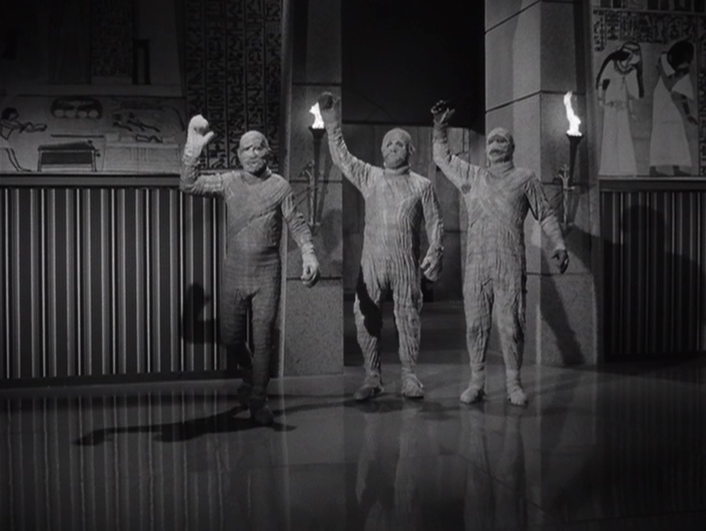 Abbott and Costello Meet The Mummy: 31 Days of Horror