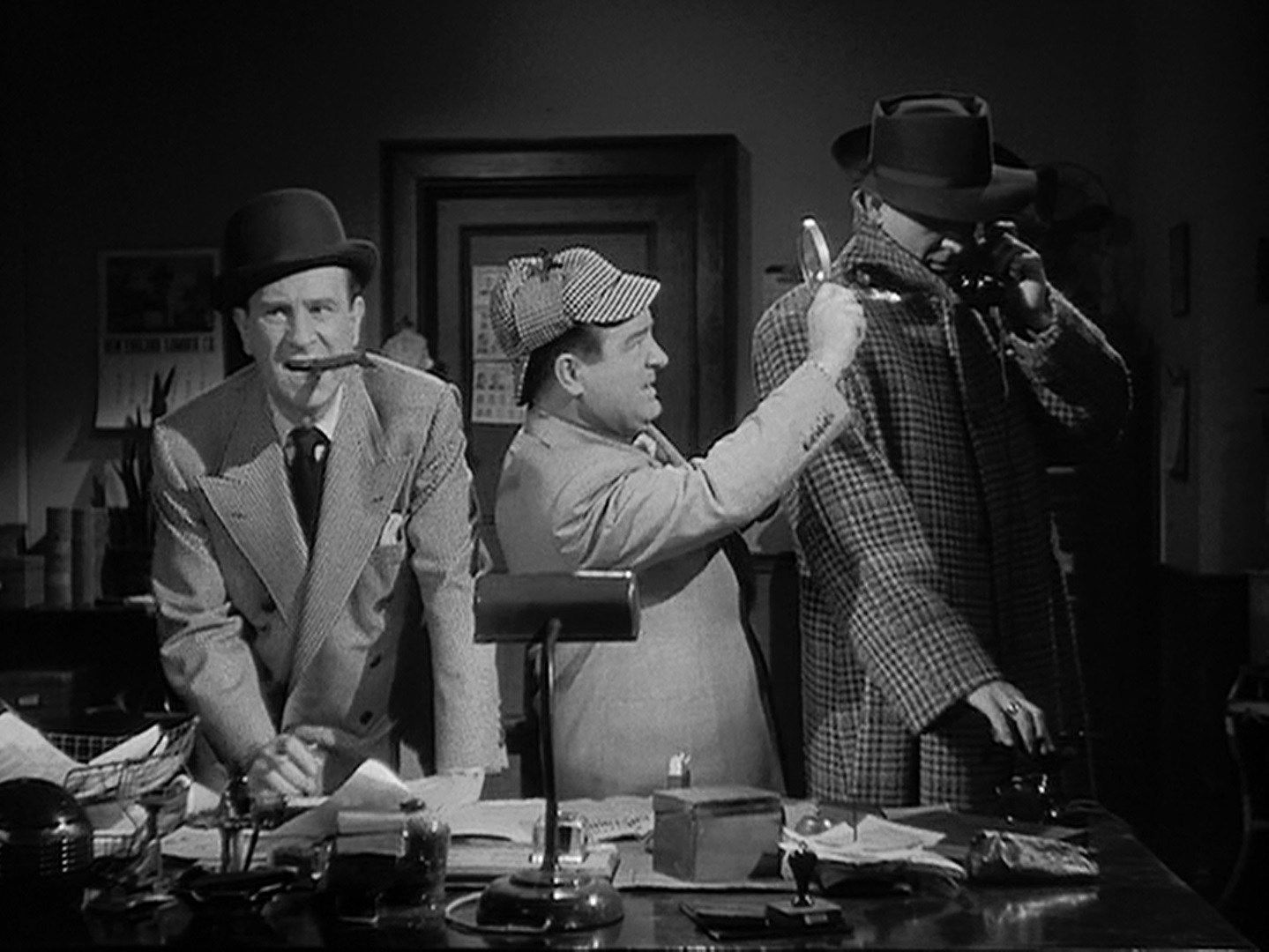 Abbott and Costello Meet the Invisible Man: 31 Days of Horror