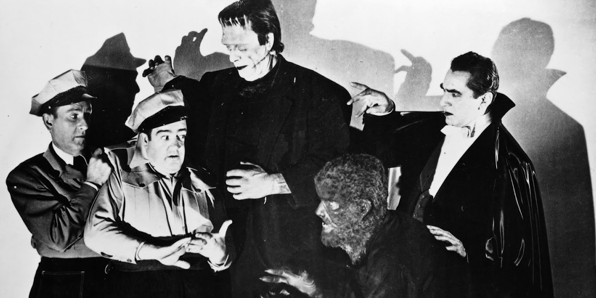 Abbott and Costello Meet Frankenstein: 31 Days of Horror