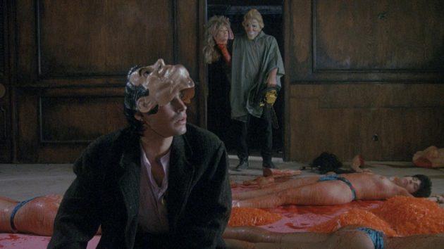 blood diner 1987