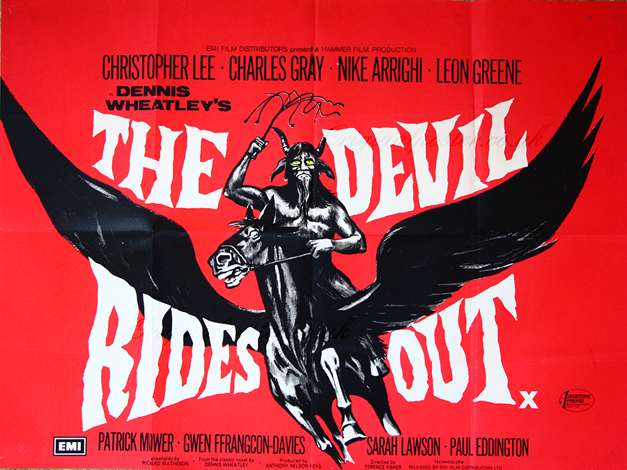 devil rides out 31 days of horror