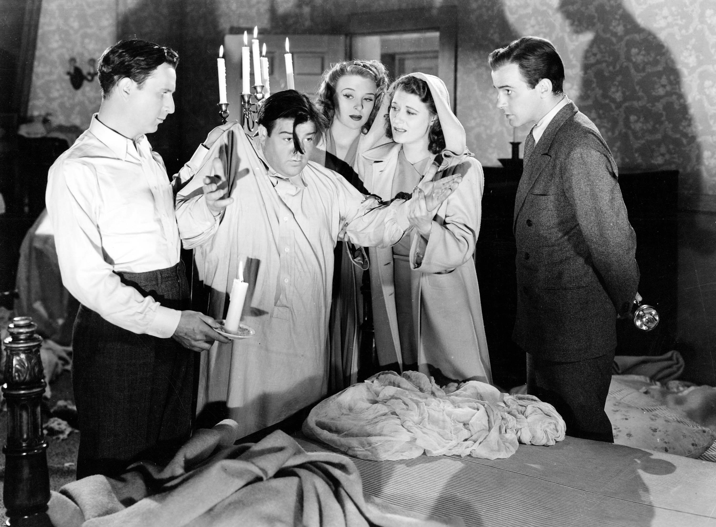 Hold That Ghost (1941): 31 Days of Horror
