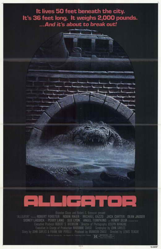 alligator 31 days of horror